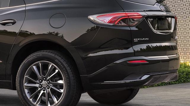 2022 Buick Enclave rear