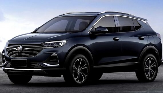 2022 Buick Encore first look