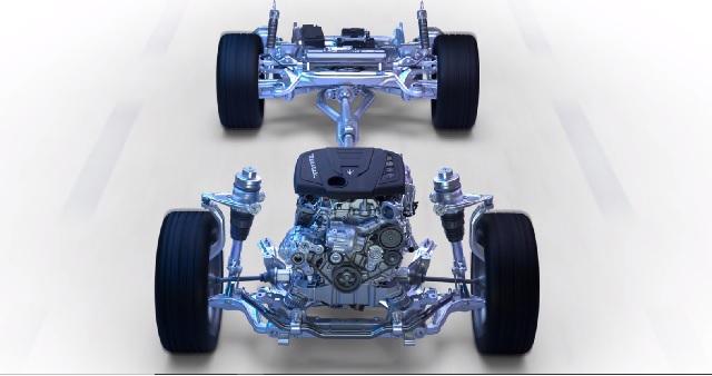 2022 Maserati Levante Hybrid System