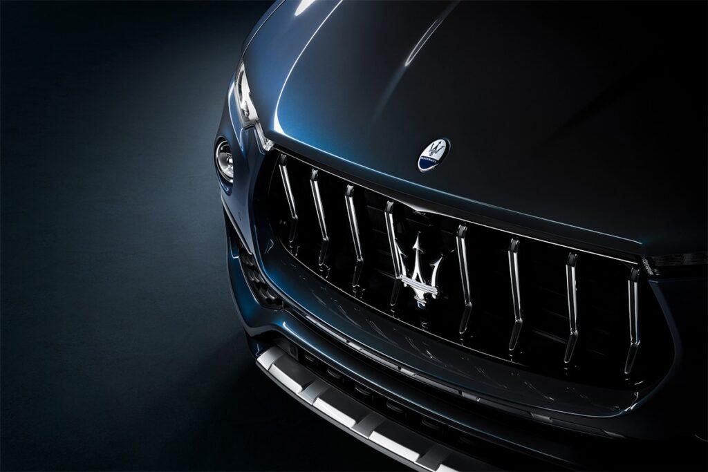 2022 Maserati Levante Hybrid grille