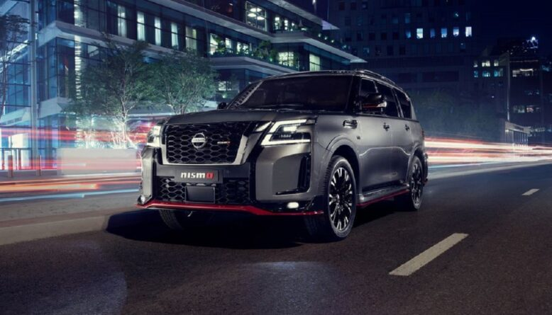 2022 Nissan Patrol Nismo