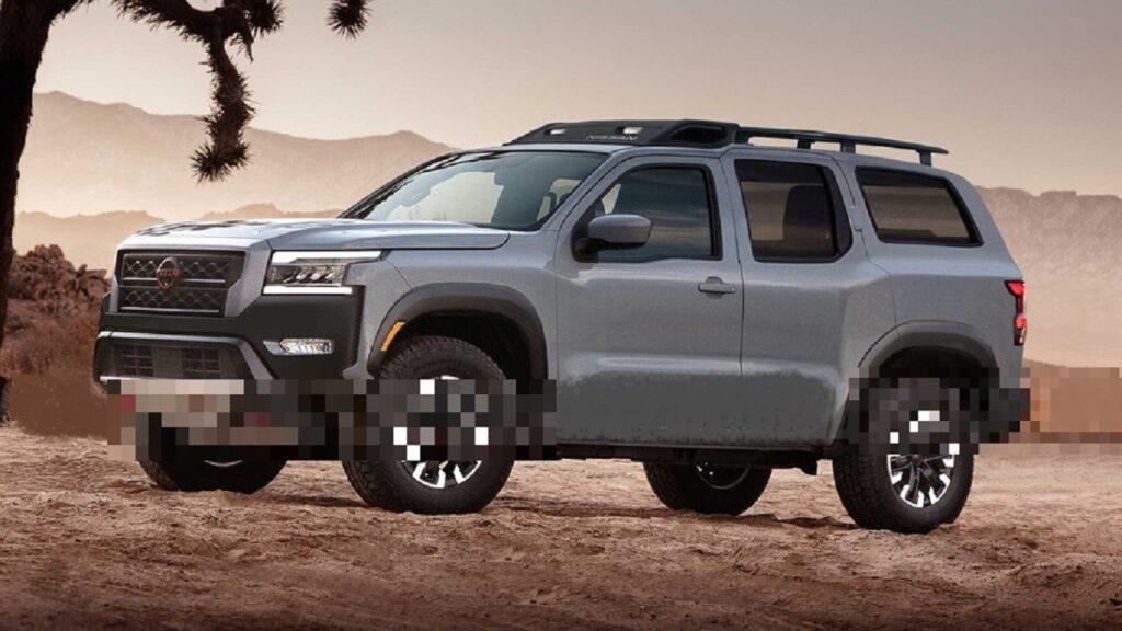 2022 Nissan Xterra