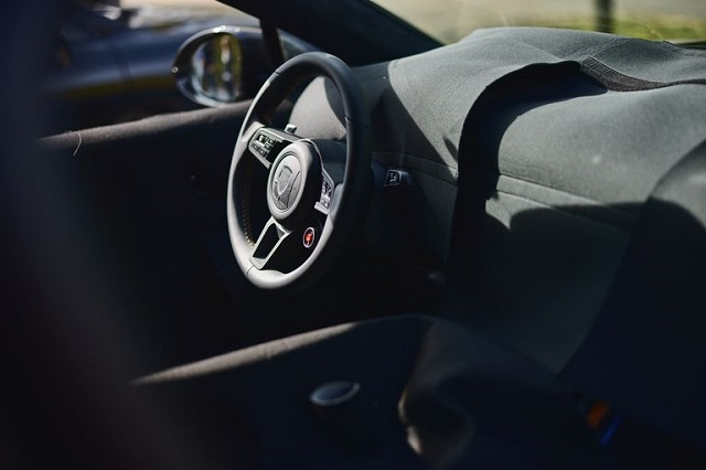2022 Porsche Cayenne Turbo interior
