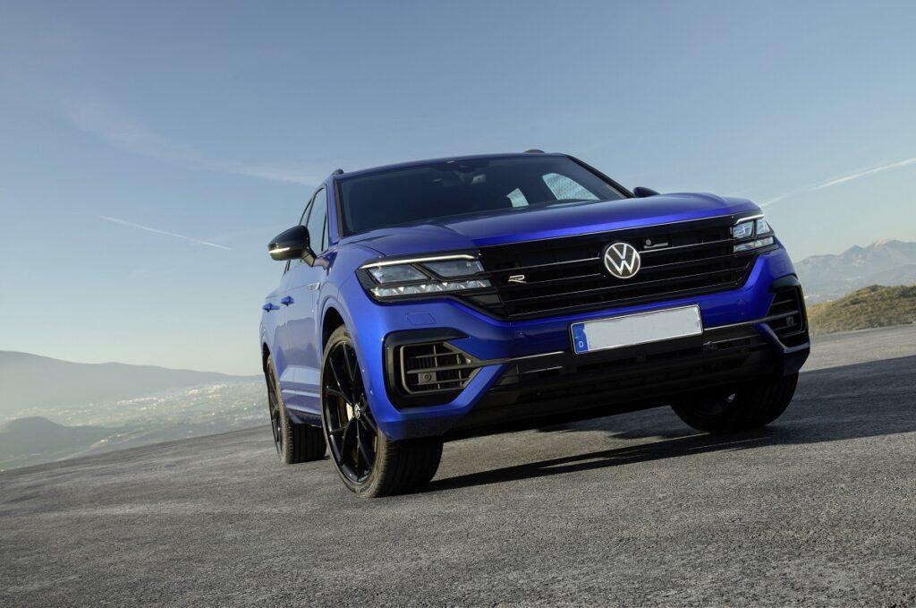 2022 Volkswagen Touareg