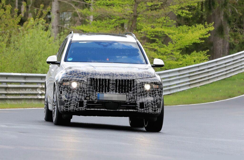 2023 BMW X7