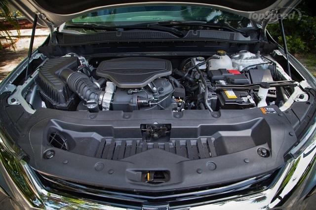 2023 Chevy Blazer engine