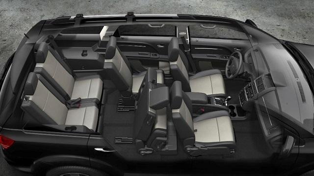 2023 Dodge Journey interior