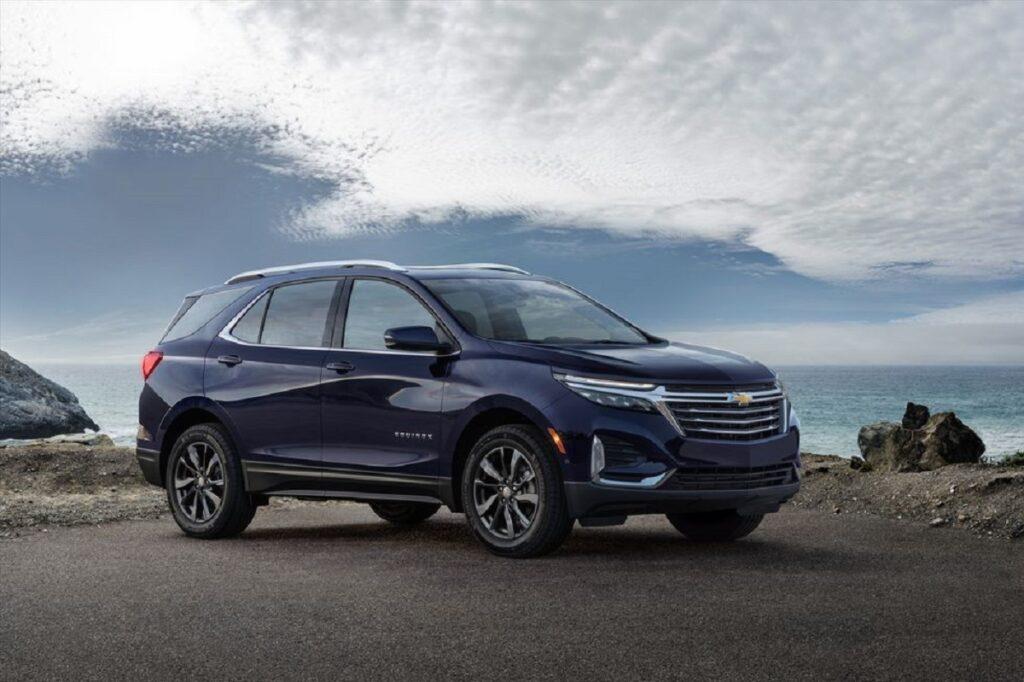 2023 Chevrolet Equinox