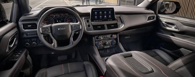 2023 Chevrolet Tahoe interior