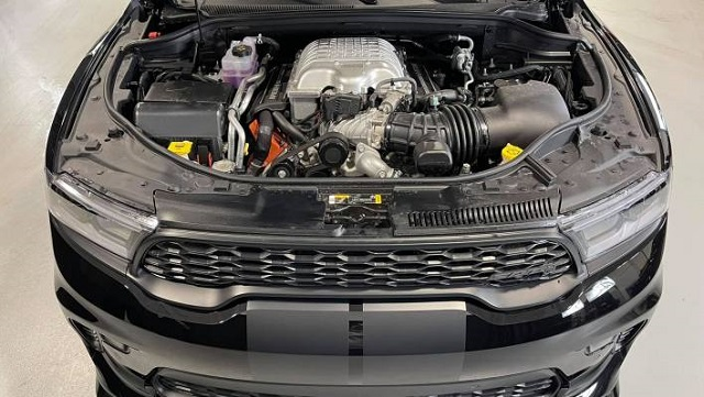 2023 Dodge Durango engine