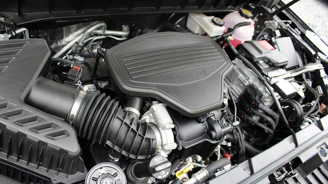 2023 GMC Acadia engine