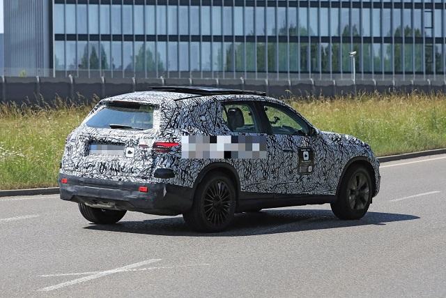 2023 Mercedes-Benz GLC rear