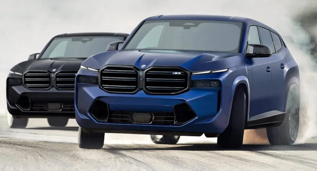 2023 BMW X8