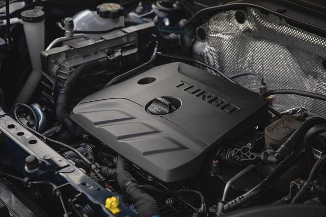 2023 Chevrolet Trailblazer engine