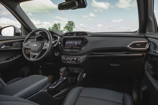 2023 Chevrolet Trailblazer interior