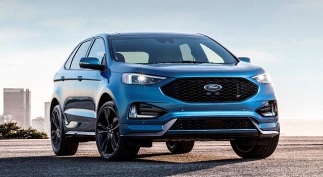 2023 Ford Edge ST