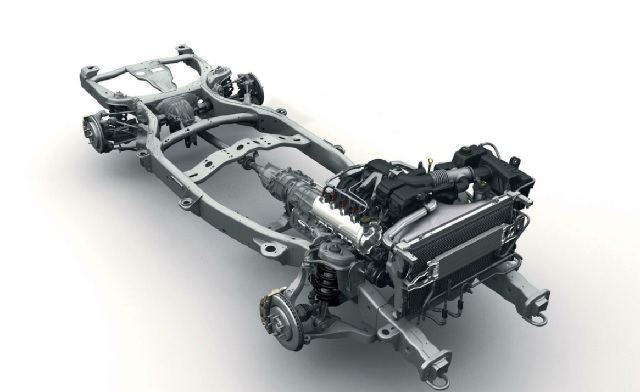 2023 Ford Expedition engine