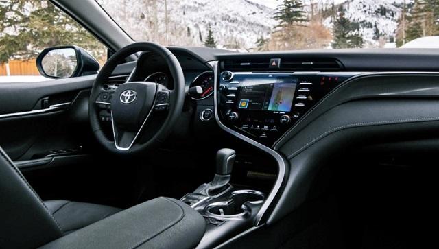 2023 Toyota C-HR interior