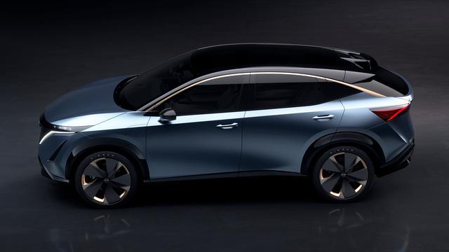 2023 Nissan Murano side