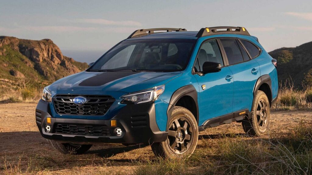 2023 Subaru Outback front
