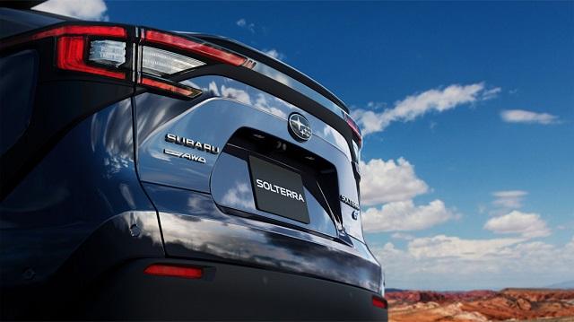 2023 Subaru Outback rear