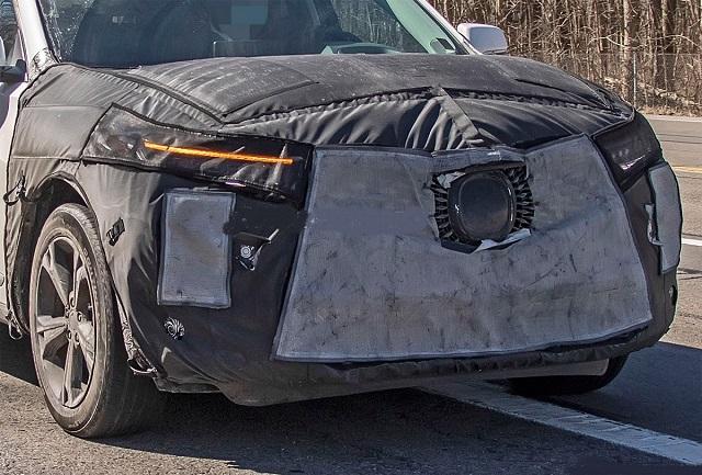 2023 Acura RDX grille