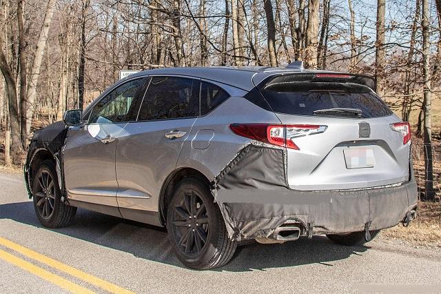 2023 Acura RDX rear